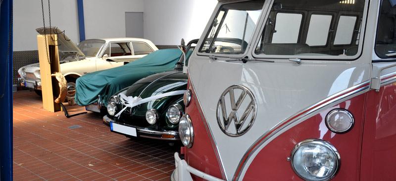 Auto & Service am Stadtwald Werne - Oldtimer