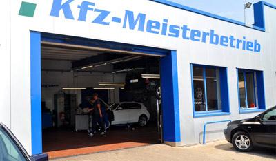 Auto & Service am Stadtwald Werne - Werkstatt