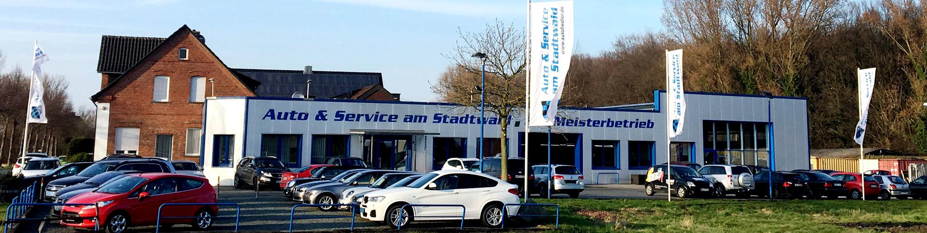 Auto & Service am Stadtwald Werne - Impressum